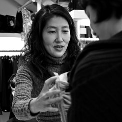 personal shopping milan florence tuscany italy language japanese